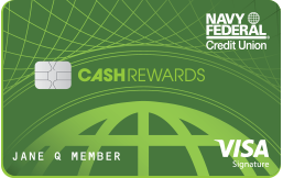Visa® cashRewards